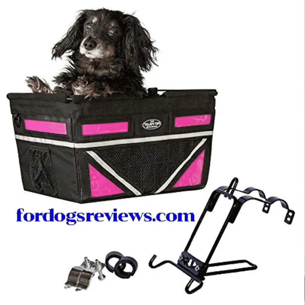 how to choose dog basket for bike