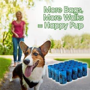 best biodegradable dog poop bags