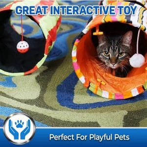 best cat agility tunnels